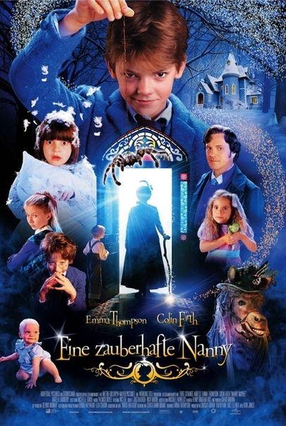 """Filmplakat für """"Eine zauberhafte Nanny"""""""