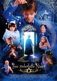 "Movie poster for ""Nanny McPhee"""