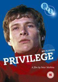 """Filmplakat für """"Privileg"""""""