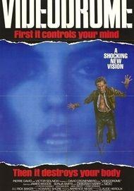 """Filmplakat für """"Videodrome"""""""