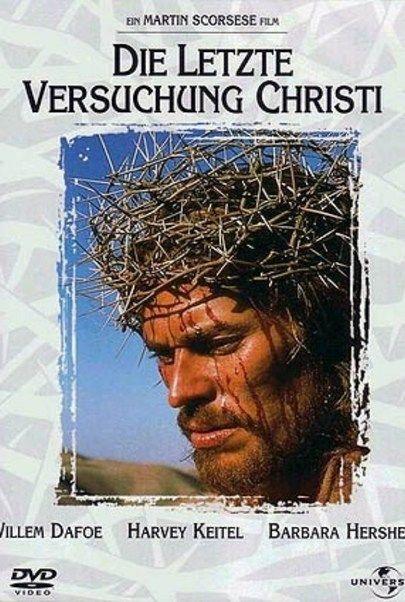 """Filmplakat für """"Die letzte Versuchung Christi"""""""