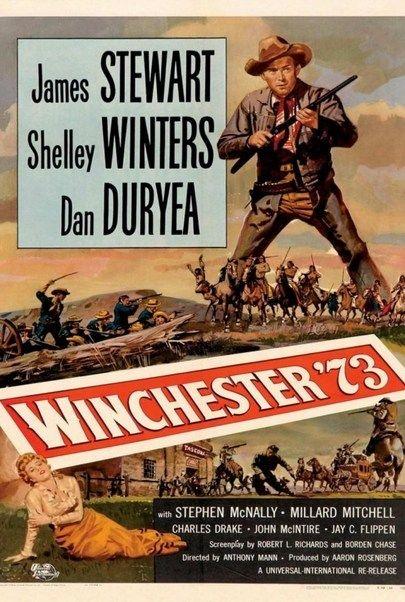"""Filmplakat für """"Winchester '73"""""""