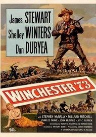 "Movie poster for ""Winchester '73"""