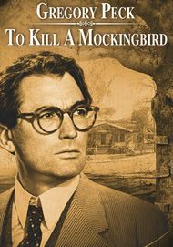 "Movie poster for ""To Kill a Mockingbird"""