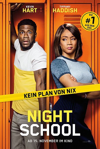 "Filmplakat für ""NIGHT SCHOOL"""