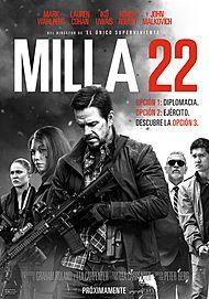 "Póster para ""MILLA 22"""