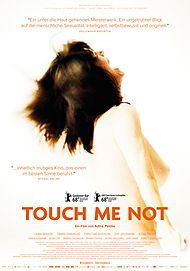 "Movie poster for ""TOUCH ME NOT"""