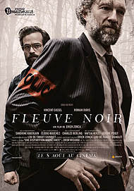 "Movie poster for ""FLEUVE NOIR"""