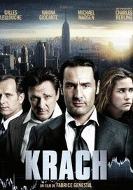 """Movie poster for """"KRACH"""""""