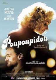 """Movie poster for """"POUPOUPIDOU"""""""