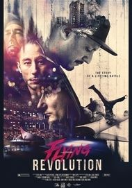 "Filmplakat für "" Flying Revolution: The Story of a Lifetime Battle"""