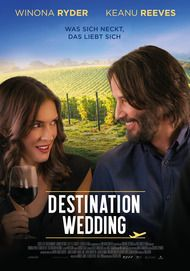 "Filmplakat für ""Destination Wedding"""