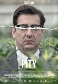 "Movie poster for ""PITY"""