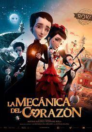 """Movie poster for """"JACK ET LE MECANIQUE DU COEUR"""""""