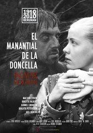 """Póster para """"EL MANANTIAL DE LA DONCELLA"""""""