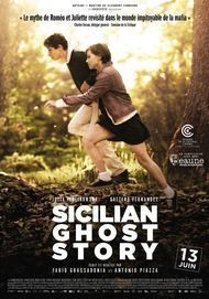 "Movie poster for ""SICILIAN GHOST STORY"""