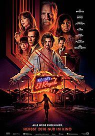 """Filmplakat für """"Bad Times at the El Royale"""""""