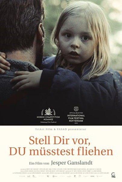 """Filmplakat für """"Stell Dir vor, DU müsstest fliehen"""""""