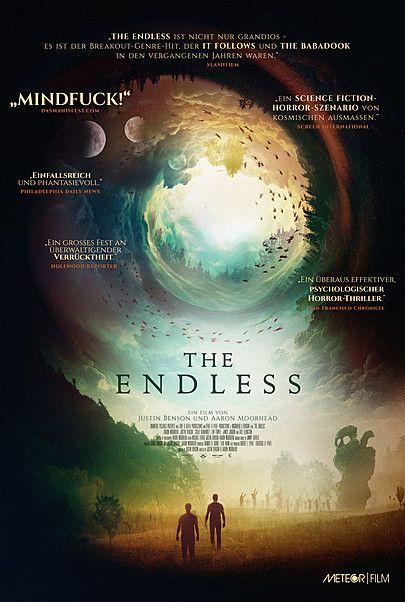 """Filmplakat für """"The Endless"""""""