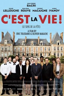 "Movie poster for ""C'EST LA VIE"""