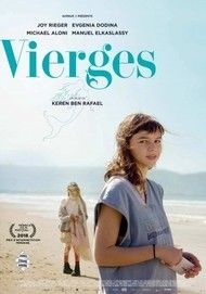 "Movie poster for ""VIERGES"""