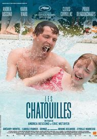 "Movie poster for ""LES CHATOUILLES"""