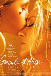 "Movie poster for ""GUEULE D'ANGE"""