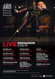 "Filmplakat für ""Royal Opera House 2018/19"""