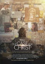 """Movie poster for """"The Case for Christ"""""""