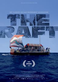 """Movie poster for """"THE RAFT"""""""