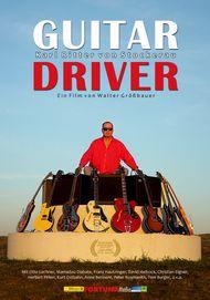 """Filmplakat für """"Guitar Driver"""""""