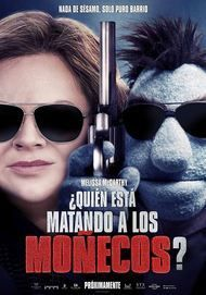 "Movie poster for ""The Happytime Murders"""