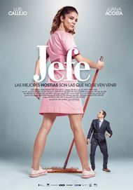 "Movie poster for ""JEFE"""