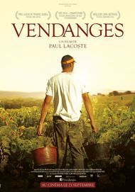 "Movie poster for ""VENDANGES"""