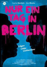 """Filmplakat für """"Nur ein Tag in Berlin"""""""
