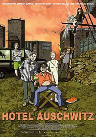 """Filmplakat für """"Hotel Auschwitz"""""""
