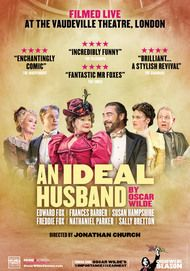 "Movie poster for ""AN IDEAL HUSBAND"""