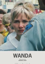 "Movie poster for ""WANDA"""