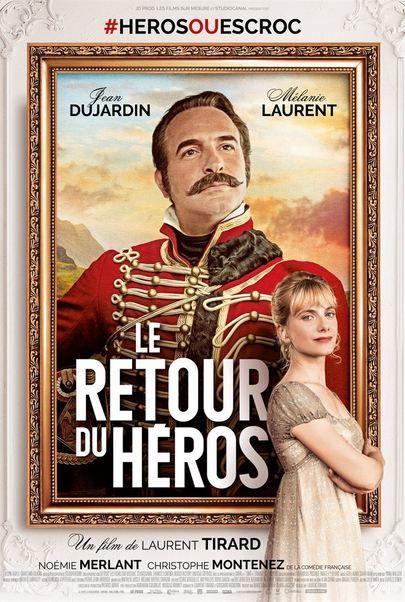 """Filmplakat für """"Die Rückkehr des Helden"""""""