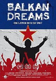 """Filmplakat für """"Balkan Dreams - Ein Leben im 9/16 Takt"""""""