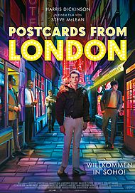 "Filmplakat für ""Postcards from London"""
