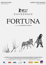 """Movie poster for """"FORTUNA"""""""