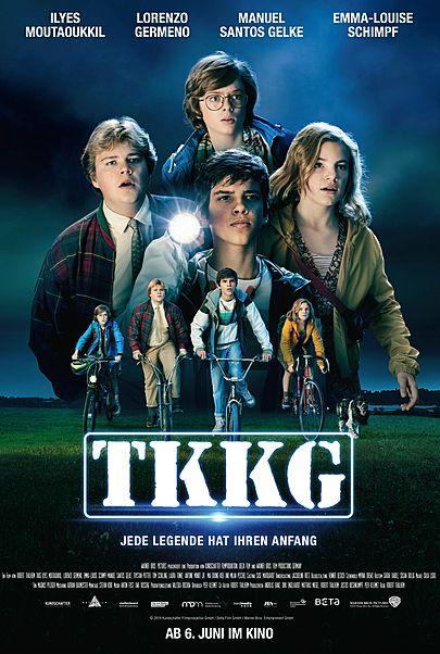 """Filmplakat für """"TKKG"""""""