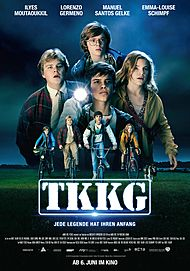 """Movie poster for """"TKKG"""""""