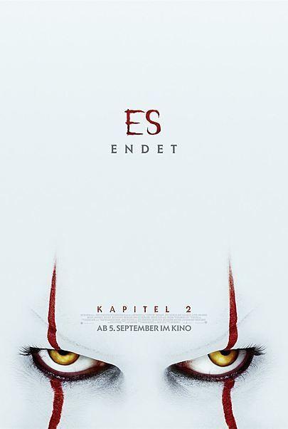 """Filmplakat für """"Es Kapitel 2"""""""