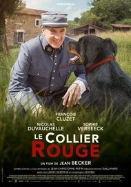 "Movie poster for ""RED COLLAR"""