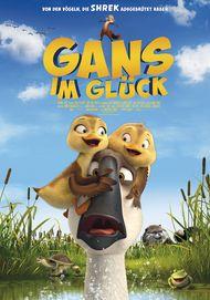 """Filmplakat für """"Gans im Glück"""""""