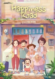 "Movie poster for ""On Happiness Road"""