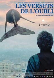 "Movie poster for ""Los Versos del Olvido - Im Labyrinth der Erinnerung"""