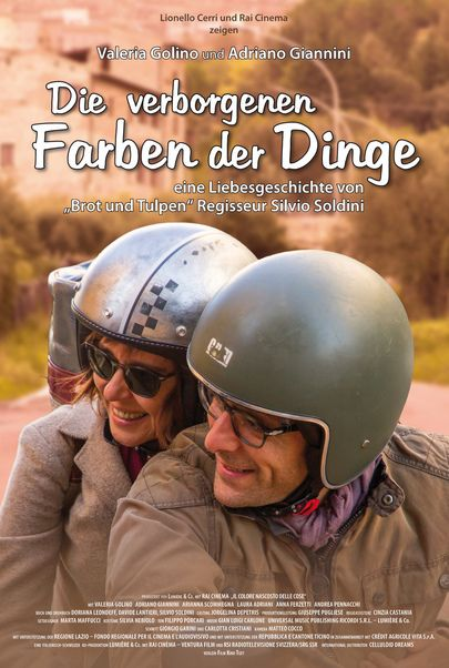 """Filmplakat für """"Die verborgenen Farben der Dinge"""""""